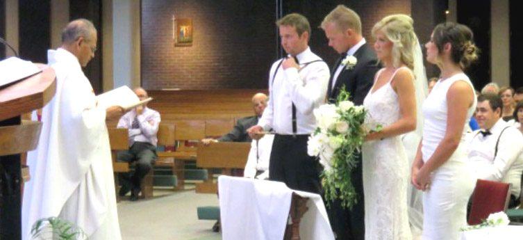 Alyward wedding