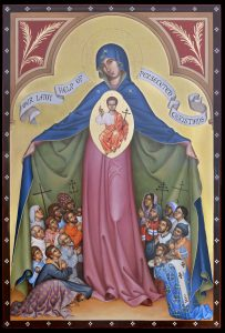 Our Lady Help of Persecuted Christians