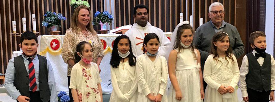 1st Communion 2021
